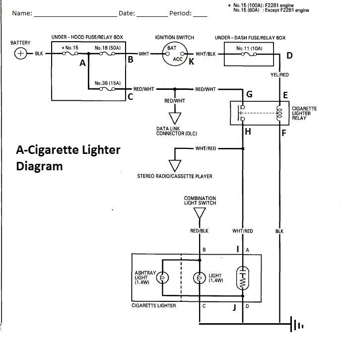 Automotive Wiring Diagram Quiz